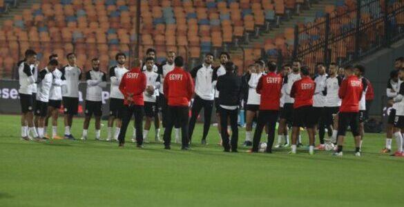 الجهار الفنى لمنتخب مصر يعلن قائمة اللاعبين المحترفين