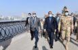 خلال جولة تفقدية .. رئيس الوزراء يشيد بممشى أهل مصر .. صور