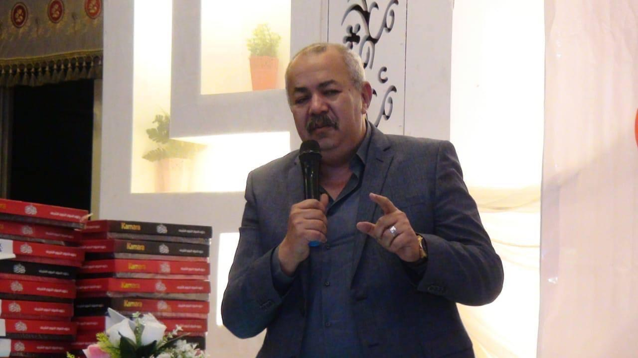 النائب عمرو ابو السعود : قرار البرلمان الأوروبي بشأن مصر مسيس وعدائي ولن نقبل التدخل في شؤوننا الداخلية